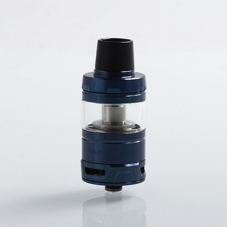 Authentic Vaporesso Cascade Baby Sub Ohm Tank Clearomizer - Blue, Stainless Steel, 5ml, 24.5mm Diameter
