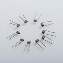 Authentic Vandy Vape Alpha Braid Coil - 26GA x (40GA x 2) x 16, 0.3 Ohm (10 PCS)