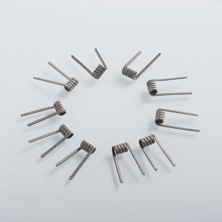 Authentic Vandy Vape Alien Coil - 26GA (A1) x 3 + 30GA (SS316L), 0.28 Ohm (10 PCS)