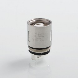 Authentic Vapesoon V8-T6 Coil Head for SMOK TFV8 CLOUD BEAST Tank - 0.2 Ohm (50~240W)