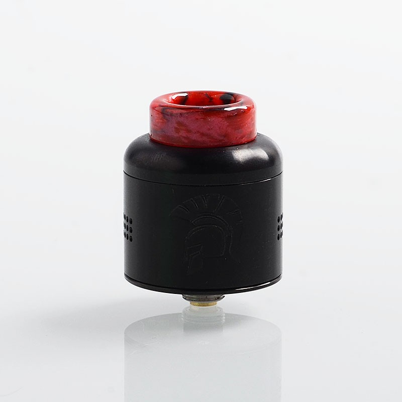 Wotofo Warrior Rda: Buy Wotofo Warrior BF RDA Black 25mm Rebuildable Dripping