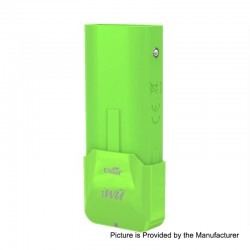 Authentic Eleaf iWu 15W 700mAh Battery Mod - Greenery
