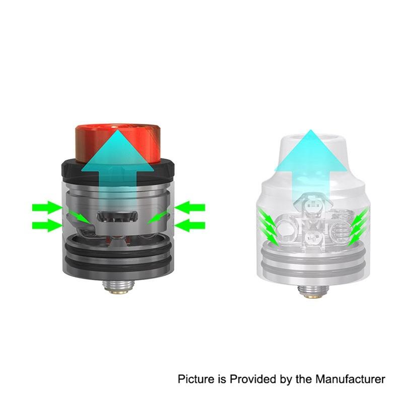 Αποτέλεσμα εικόνας για VANDY VAPE - Pulse X RDA
