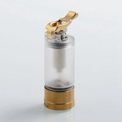 Authentic Asmodus Replacement Bottle for Pumper 18/21 Squonk Box Mod - Gold, 8ml
