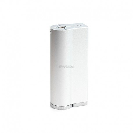 Authentic Kanger KBOX 40W VW Variable Wattage Box Mod - Silver, Stainless Steel + Aluminum Alloy, 8~40W, 1 x 18650