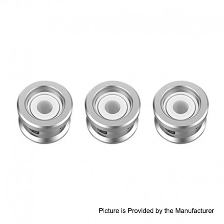 Authentic Vaporesso Replacement SK CCELL Coil Head for Skrr Sub Ohm Tank - 0.5 Ohm (20~35W) (3 PCS)