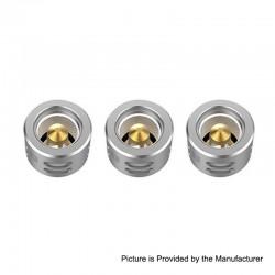 Authentic Vaporesso Replacement QF Strip Coil Head for Skrr Sub Ohm Tank - 0.18 Ohm (60~90W) (3 PCS)