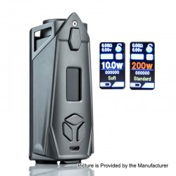 Pioneer4You IPV Xyanide Mod - Gun Metal