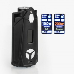 Pioneer4You IPV Xyanide Mod - Black