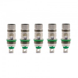 Authentic Aspire Replacement BVC NS Coil for Nautilus AIO Pod System Starter Kit - 1.8 Ohm (10~12W) (5 PCS)