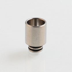 Authentic Vapesoon 510 Drip Tip for RDA / RTA / Sub Ohm Tank Atomizer - Silver, Stainless Steel, 18mm