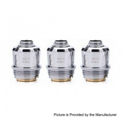 Authentic GeekVape Meshmellow Replacement Coil for Alpha Sub Ohm Tank Clearomizer - 0.2 Ohm, 60~110W (3 PCS)