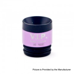 810 Replacement Drip Tip for TFV8 / TFV12 Tank / Goon / Kennedy / Reload RDA - Pink, Aluminum + POM