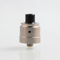 Ambition Mods C-Roll RDA - Silver