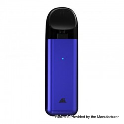 Authentic IJOY AI 450mAh All-in-one Pod System Starter Kit - Blue, 2ml