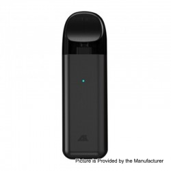 Authentic IJOY AI 450mAh All-in-one Pod System Starter Kit - Black, 2ml
