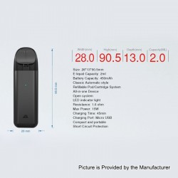 authentic-ijoy-ai-450mah-all-in-one-pod-
