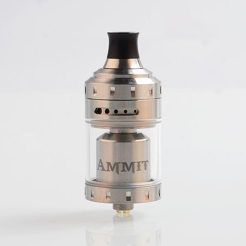 Buy GeekVape Ammit MTL RTA Silver 4ml Rebuildable Tank Atomizer