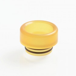 Authentic Vapesoon 810 Replacement Drip Tip for TFV8 / TFV12 Tank / 528 Goon / Kennedy / Reload RDA - Amber, PEI, 11mm