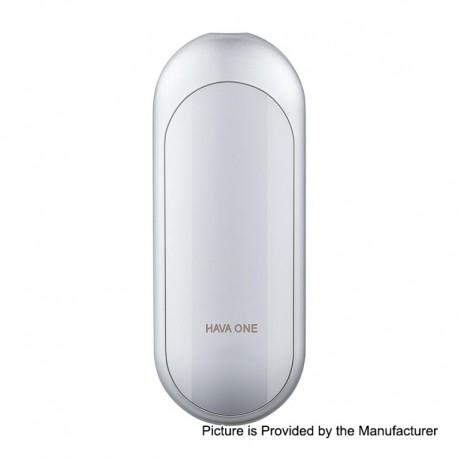 Authentic HAVA One 350mAh Pod System Starter Kit - Silver, Zinc Alloy, 2ml, 1.2 Ohm