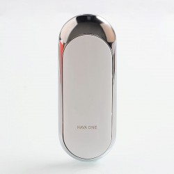 Authentic HAVA One 350mAh Pod System Starter Kit - Silver-White, Zinc Alloy, 2ml, 1.2 Ohm