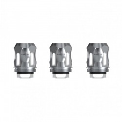 Authentic SMOKTech SMOK Replacement A1 Coil Head for TFV8 Baby V2 Sub Ohm Tank - Silver, 0.17ohm (90~140W) (3 PCS)