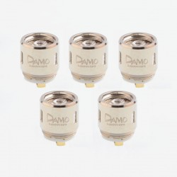 Authentic OBS Replacement M6 Coil for Damo / Cube Tank - 0.2 Ohm (40~80W) (5 PCS)