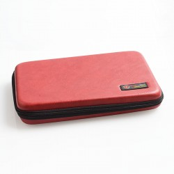 Authentic Fumytech Unikase Deluxe XL Multi-functional Case Bag for E-Cigarette - Red