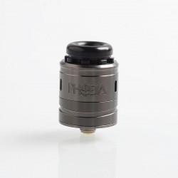 Authentic Vandy Vape Phobia V2 RDA Rebuildable Dripping Atimizer w/ BF Pin - Gun Metal, Stainless Steel, 24mm Diameter