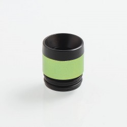 810 Replacement Drip Tip for TFV8 / TFV12 Tank / Goon / Kennedy / Reload RDA - Green, Aluminum + POM