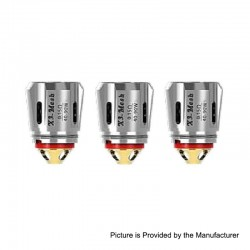 Replacement X3-Mesh Coil Head for I007 Sub Ohm Tank - 0.15 Ohm (40~90W) (3 PCS)