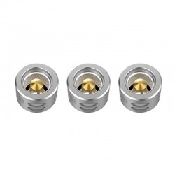 Authentic Vaporesso Replacement QF Strip Coil Head for Skrr Sub Ohm Tank - 0.15 Ohm (50~80W) (3 PCS)