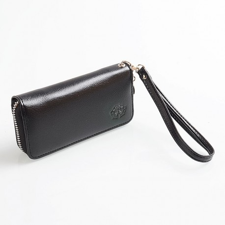 Authentic Union Portable Carrying Storage Vape Bag for Pod System Kit - Black