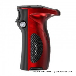 Authentic SMOKTech SMOK Mag Grip 100W TC VW Variable Wattage Mod - Red Black, 1~100W, 1 x 18650 / 20700 / 21700