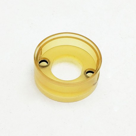 Coppervape Replacement Tank Tube for Hussar Project X Style RTA - Yellow, PEI, 2ml