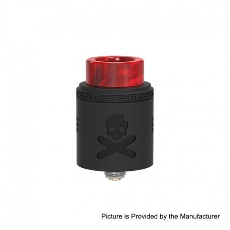 Authentic Vandy Vape Bonza V1.5 RDA Rebuildable Dripping Atomizer w/ BF Pin - Matte Black, 24mm Diameter