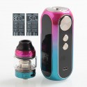 Authentic OBS Cube 80W 3000mAh VW Variable Wattage Starter Kit - Rainbow, Zinc Alloy + Stainless Steel, 4ml, 0.2 Ohm