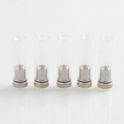 Authentic Artery Replacement Pod Cartridge for PAL Mini Pod System - 1.1ml, 1.0 Ohm (5 PCS)