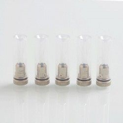 Authentic Artery Replacement Pod Cartridge for PAL Mini Pod System - 1.1ml, 1.6 Ohm (5 PCS)
