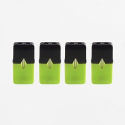 Authentic CoilART Replacement Pod Cartridge for UME U-1 240mAh Pod System - 0.8ml, 1.8 Ohm (4 PCS)