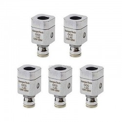 Authentic Kanger Replacement Coil Head for SubTank Clearomizer -1.2 Ohm (12~25W) (5 PCS)