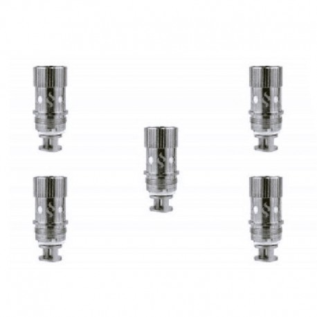 Authentic Sense Ni200 Replacement Coil Heads for Herakles Hydra Clearomizer - 0.2 Ohm (15~50W) (5 PCS)