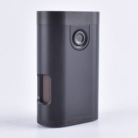 ShenRay Armor Style BF Squonk Mechanical Box Mod - Black, POM + Stainless Steel + Brass, 1 x 18650