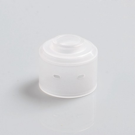 YFTK Replacement Top Cap for Citadel Style RDA Rebuildable Dripping Atomizer - White, PC