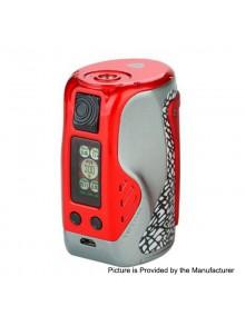 Authentic Wismec Reuleaux Tinker 300W TC VW Variable Wattage Box Mod - Red, 1~300W, 3 x 18650