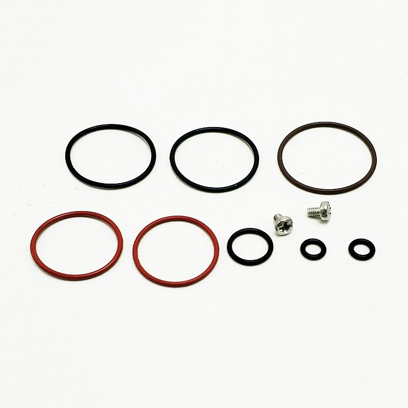 Coppervape Replacement Spare Kit for Hussar Project X Style RTA - 8 x  O-rings, 2 x Screws