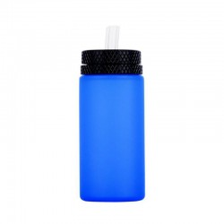 Authentic Wotofo Replacement Squonk Bottle for Recurve Squonk Box Mod - Blue, Silicone, 8ml