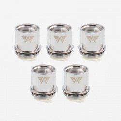 Authentic GeekVape Replacement Super Mesh X2 Coil for Aero Mesh Tank / Cerberus Tank - 0.3 Ohm (30~45W) (5 PCS)