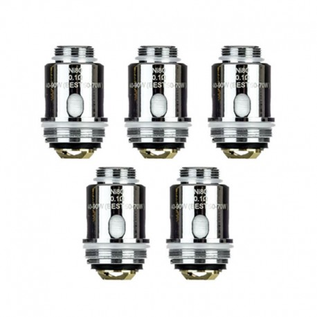 Authentic Vsticking Replacement Coil for Vmesh Sub Ohm Tank - 0.1 Ohm (40~90W) (5 PCS)