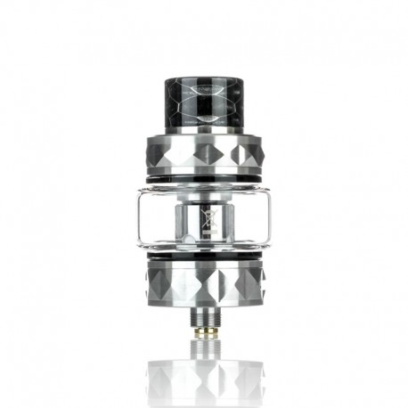 Authentic Vsticking Vmesh Sub Ohm Tank Clearomizer - Silver, Stainless Steel, 4ml, 27mm Diameter